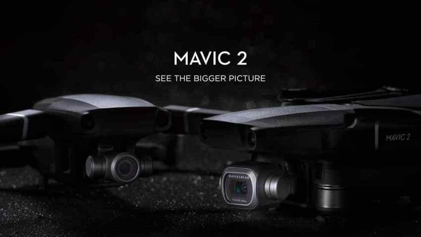 DJI Mavic 2 Pro & Zoom