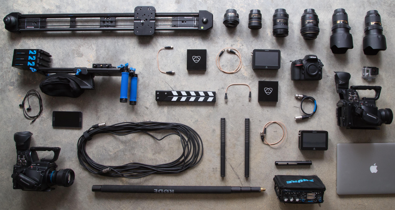 Equipment Junkie