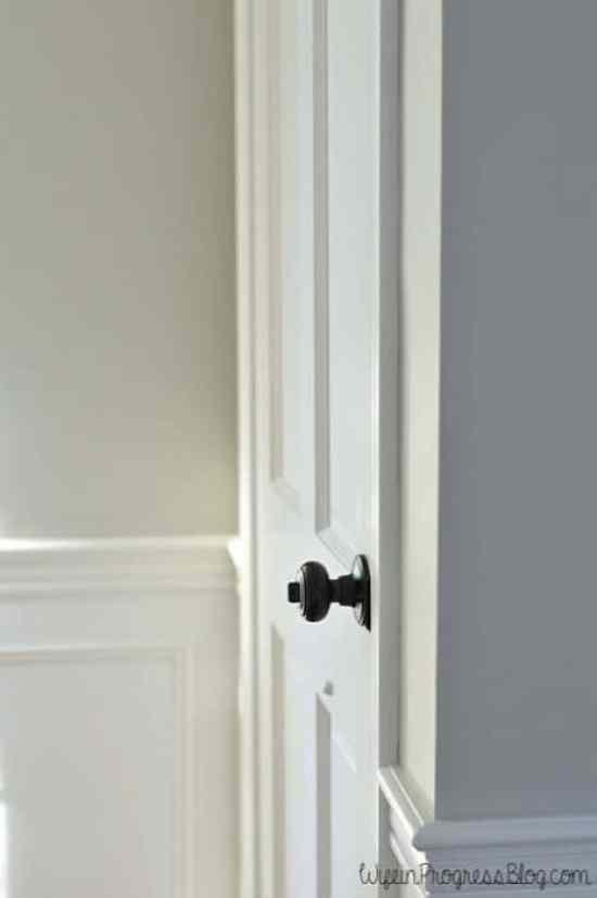 An Easy DIY Project - New Door Hardware