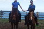 MAUI 蜜月 – DAY 6 – 北岸風光 & 在海邊騎馬 & Iao Needle