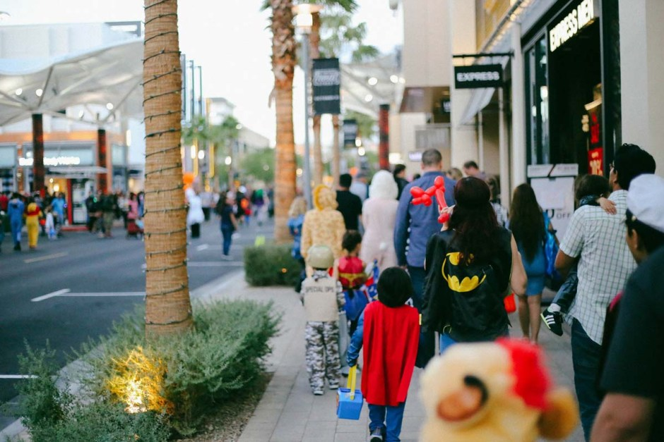 treat street at downtown summerlin 2017