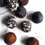 Raw Espresso Brownie Truffles | Vegan & Gluten-Free