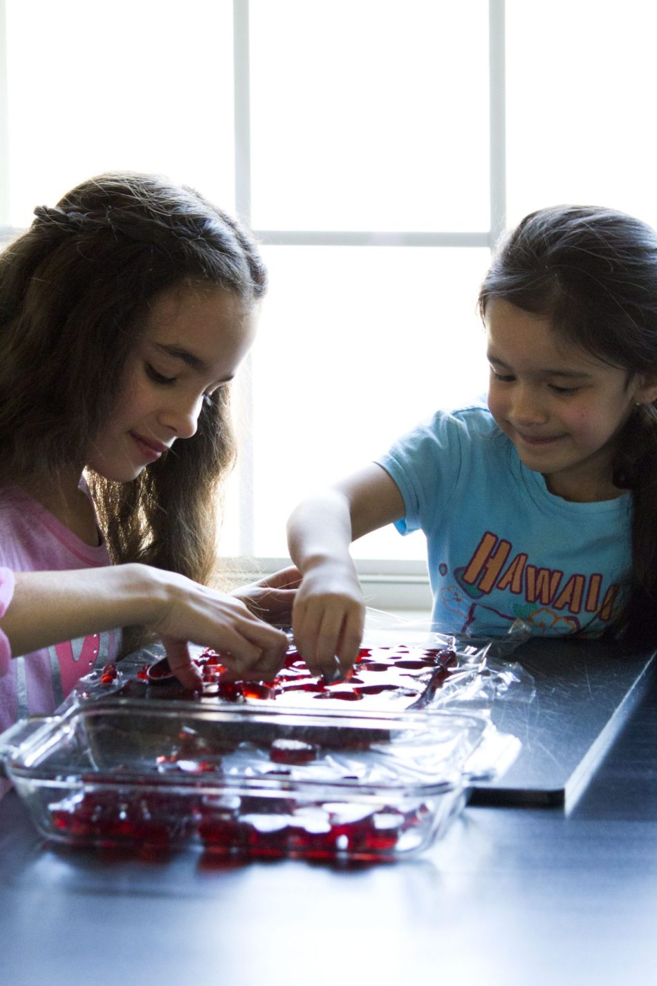 Homemade Jello Jigglers   All Natural With Only 2 Ingredients!