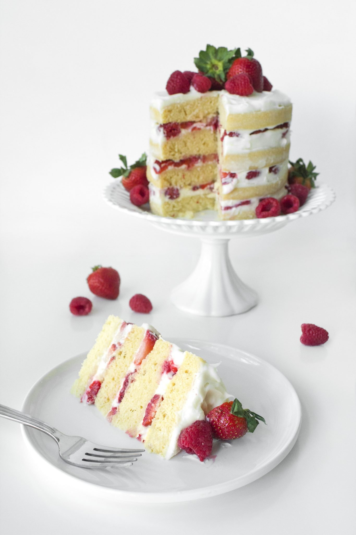Gluten Free Strawberry Cake Site Youtube Com