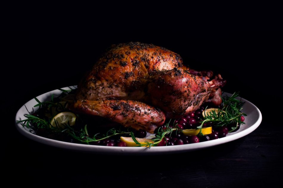 Herb Roasted Turkey with a Gluten and Dairy Free Gravy