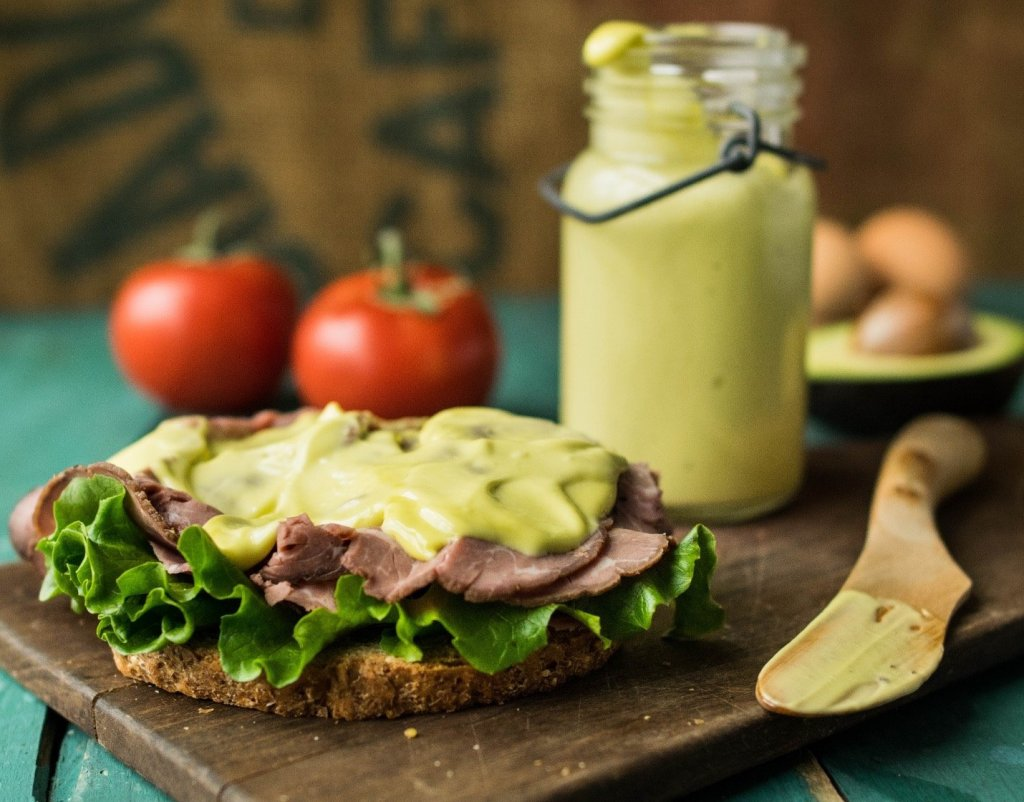 Avocado Oil Mayonnaise from Reclaiming Yesterday