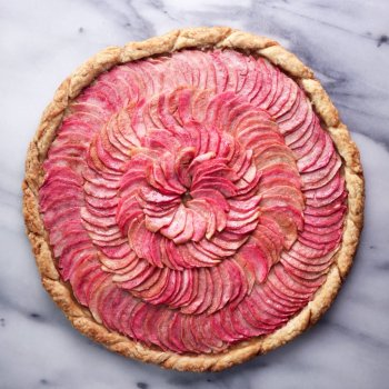 Simple Apple Galette