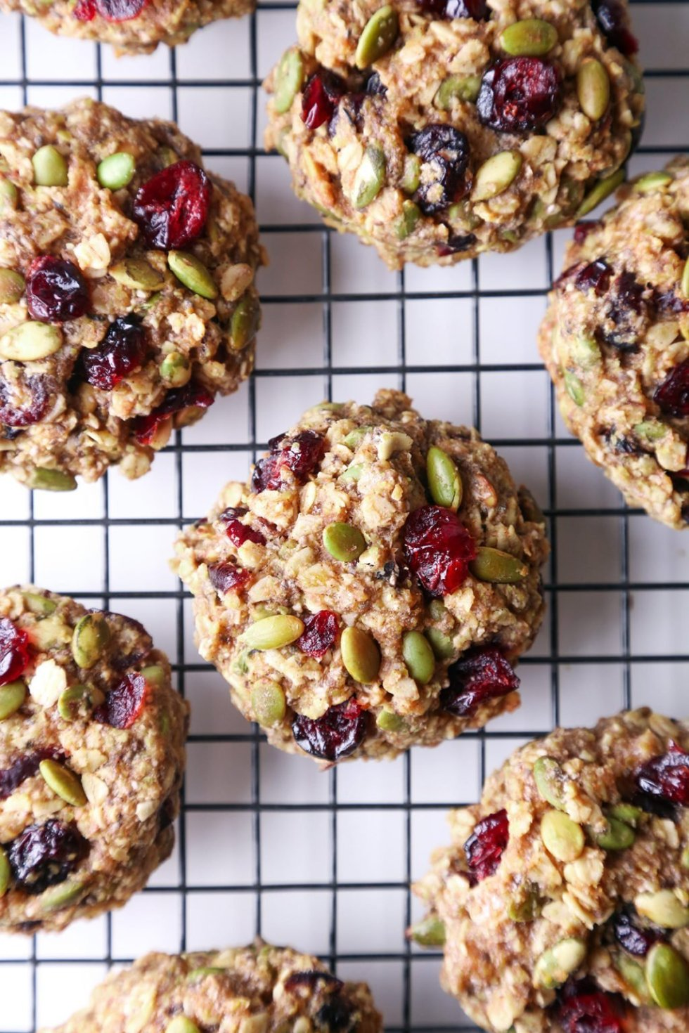 Superfood Breakfast Cookies | Wife Mama Foodie