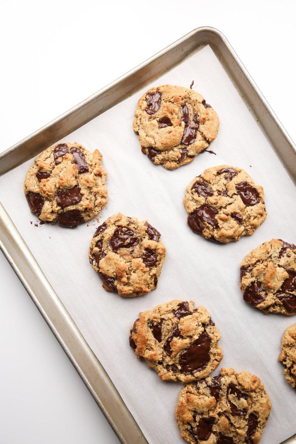 Vegan and Paleo Chocolate Chip Cookies | Wife Mama Foodie