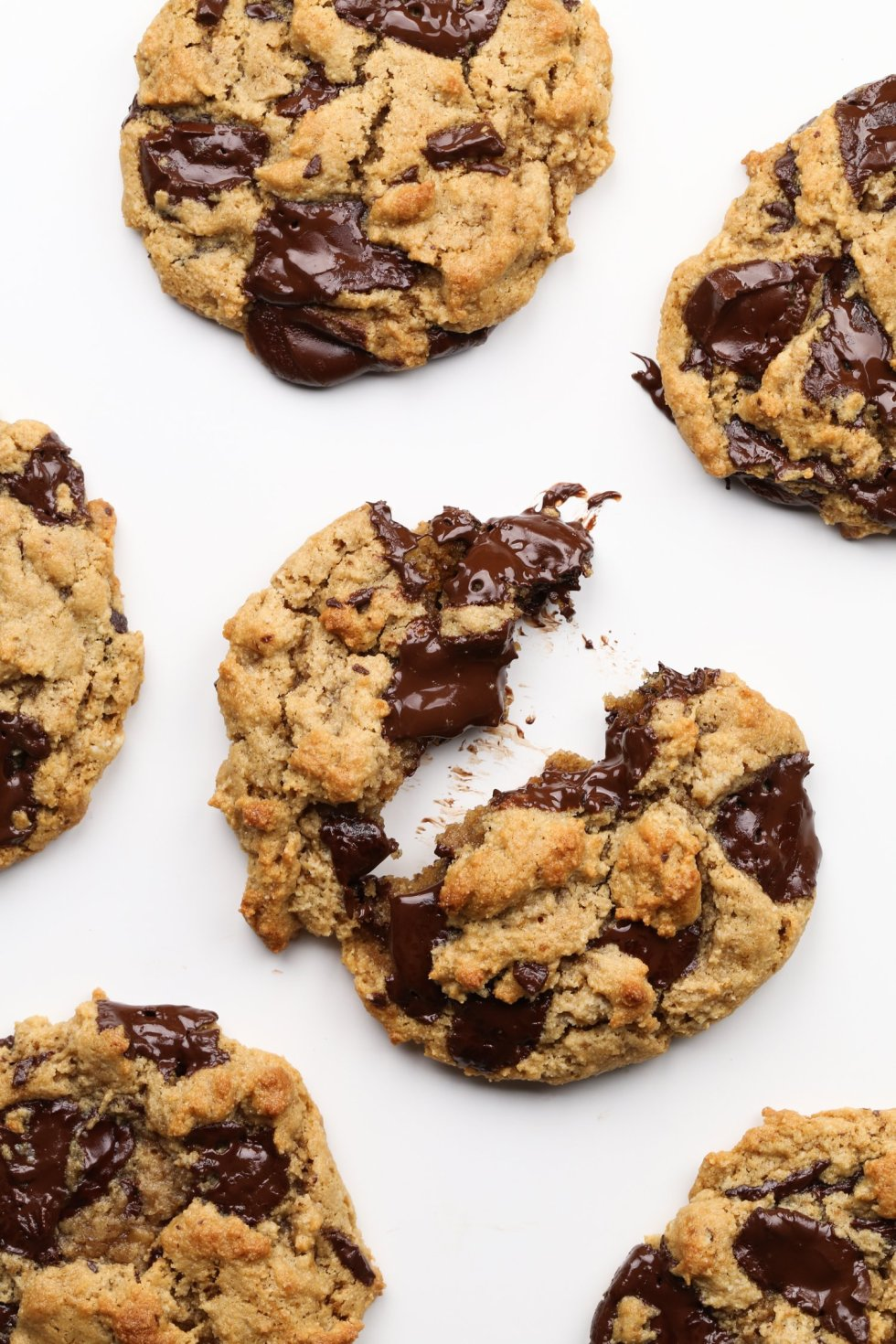 Vegan and Paleo Chocolate Chip Cookies | Wife Mama Foodie