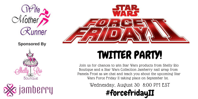 Force Friday Twitter Party