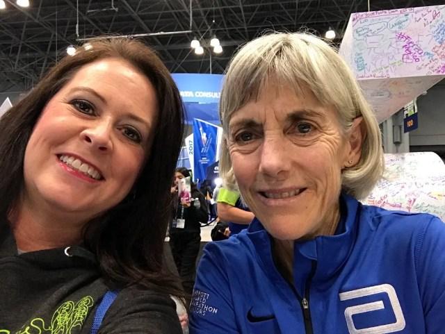 NYC Marathon Joan Benoit Samuelson