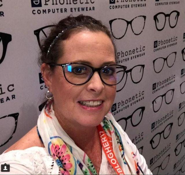 Phonetic Computer Eyewear