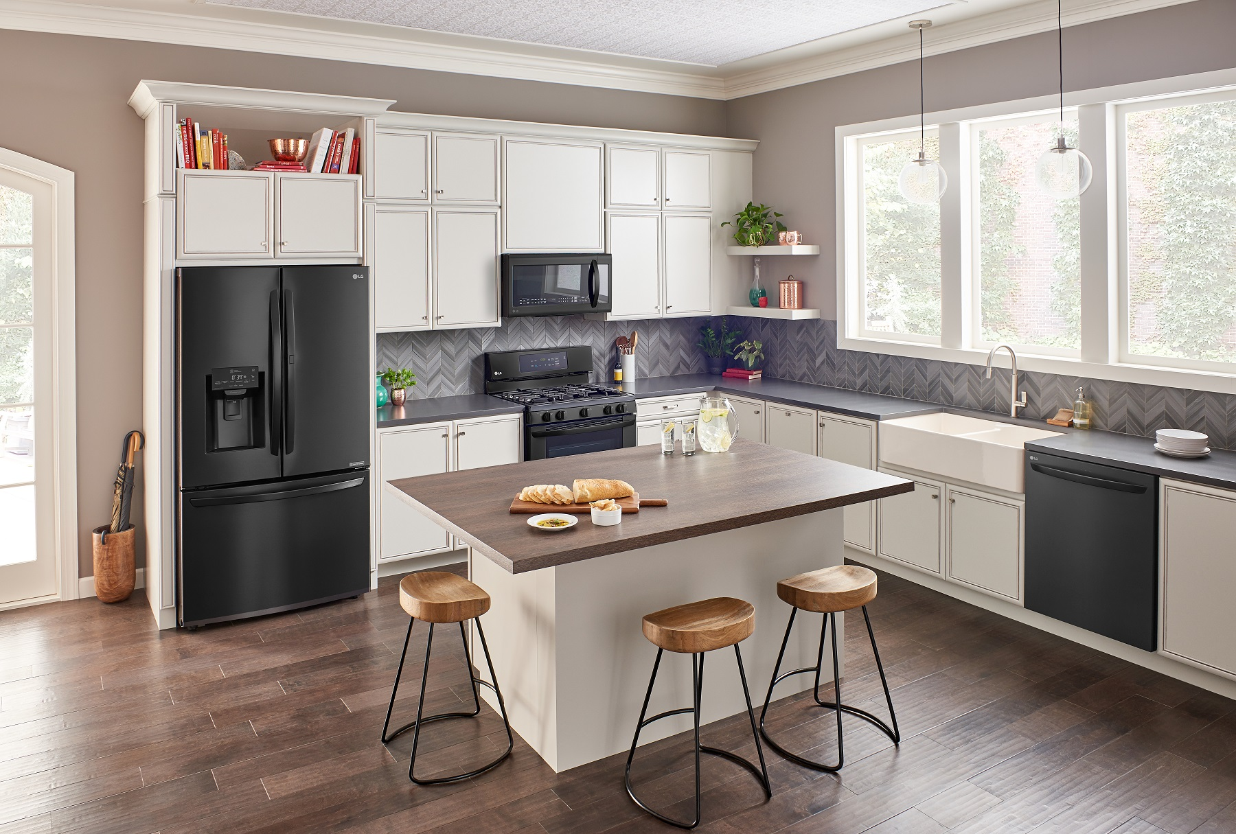 LG Kitchen and Laundry Appliances