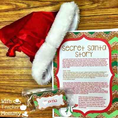 Secret Santa Story