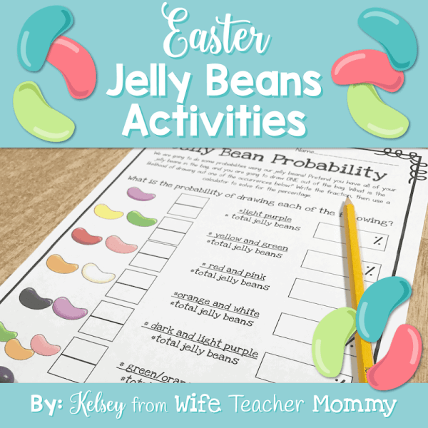 These Easter Jelly Beans activities are fun and educational!