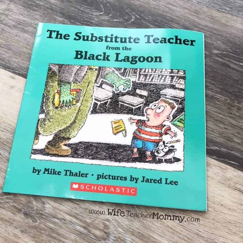 The Substitute Teacher from the Black Lagoon Book Review