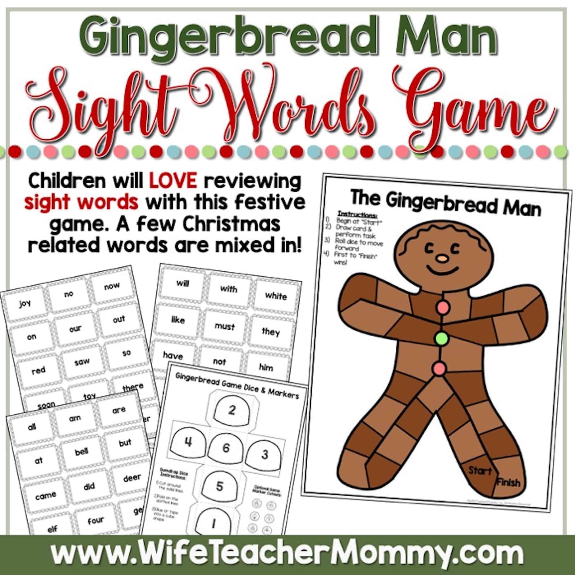December Homeschool Lessons For Kindergarten Language Arts