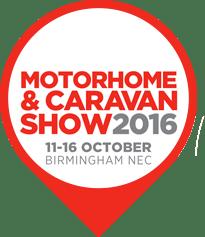 Motorhome & Caravan Show 2016