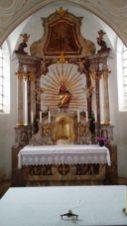 Kirche St. Urban Wifling | Altar