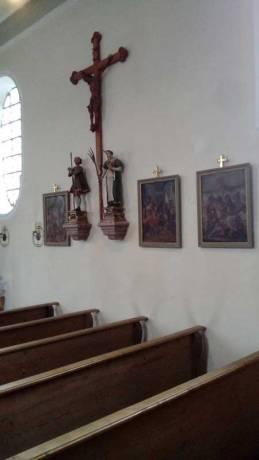 Kirche St. Urban Wifling | Tragkreuz rechts