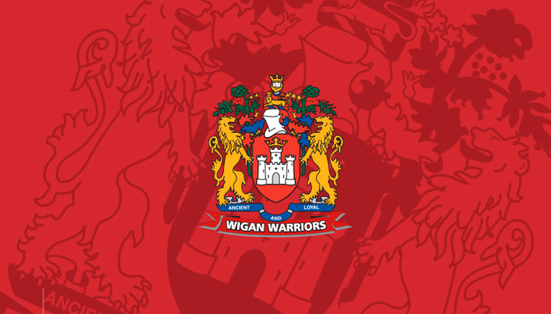 2016 Week 1 Wigan Warriors