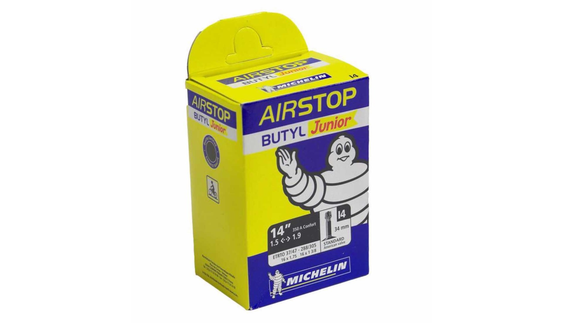 Chambres Air De Route Michelin G4 AirStop Butyl 20