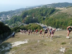 Isle of Wight Fell Running Championship Series @ St Catherine's School, Ventnor | Ventnor | United Kingdom