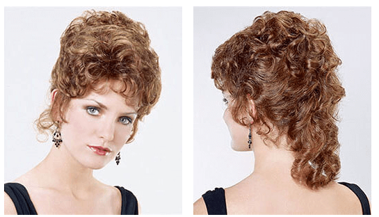 Starlet Updo Wig by Perfect Image