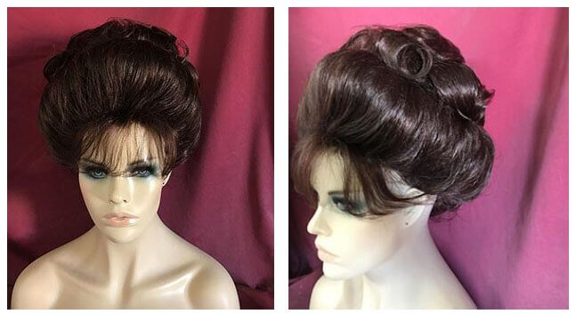 Monique Updo Wig by Perfect Image