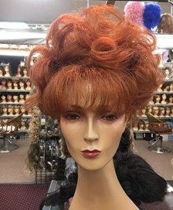 Smooth Curls Updo Wig-1