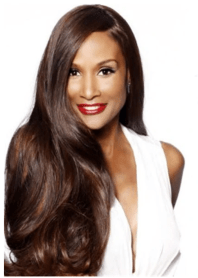 Beverly Johnson Long Wig