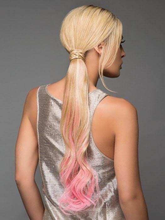 Hairdo Wrap Splash Pony