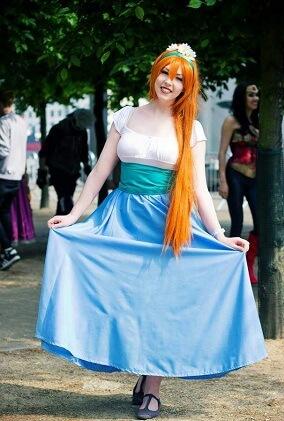 Thumbelina Wig