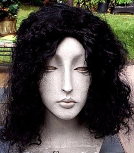 Wild and Crazy Mullet Wig