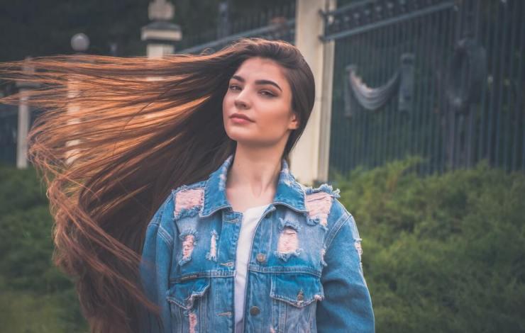 Caucasian Human Hair Wigs