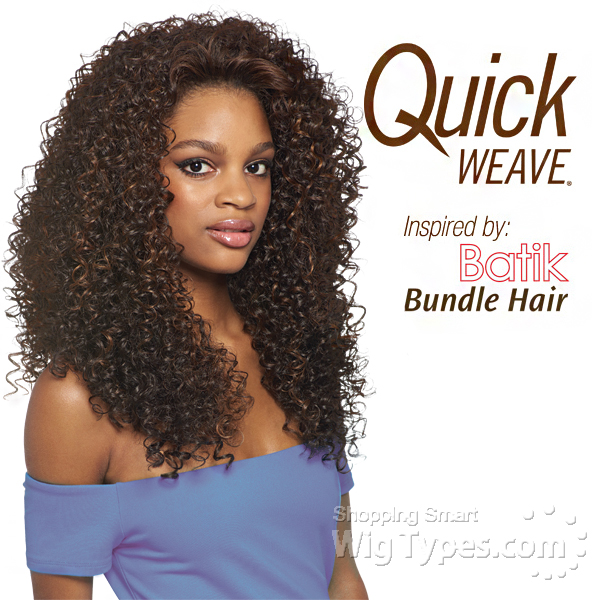 Outre Synthetic Half Wig Quick Weave   BATIK DOMINICAN CURLY BUNDLE     Outre Synthetic Half Wig Quick Weave   BATIK DOMINICAN CURLY BUNDLE HAIR   Futura