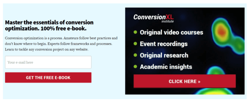 conversion xl marketing funnel