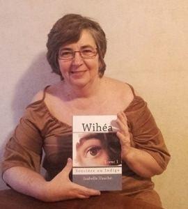 isabelle Vauché-roman ésotérique-développer ses dons-le paranormal-les indigos-les hypersensibles-sorcière connue-Wihéa