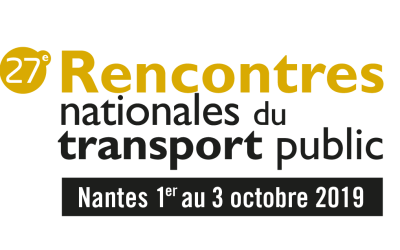 27ème Rencontres nationales du transport public