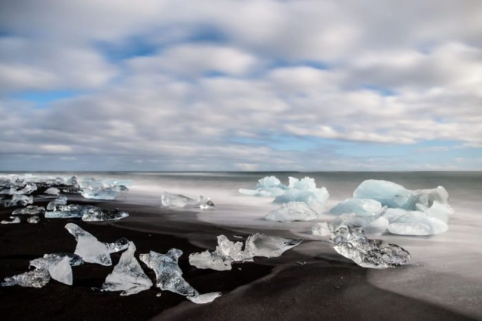South Coast, Skaftafell, Jokulsarlon & Diamond Beach