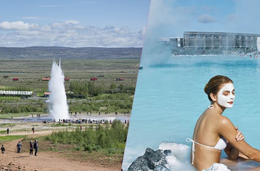 Golden Circle & Blue Lagoon