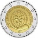 Belgien 2 Euro Europäisches Jahr der Entwicklung