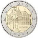 Deutschland 2010 2 Euro Bremen