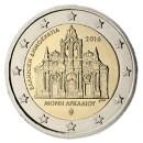 Griechenland 2016 2 Euro Arkadi Kloster