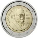 Italien 2 Euro 2010 Cavour