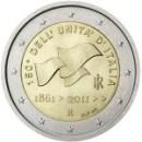 Italien 2011 2 Euro