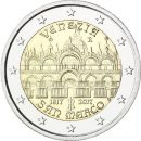 Italien 2017 2 Euro 400 Jahre Basilika San Marco in Venedig