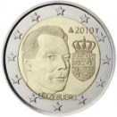 Luxemburg 2 Euro 2010 Wappen