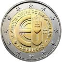 Slowakei 2 Euro 2014 EU Beitritt